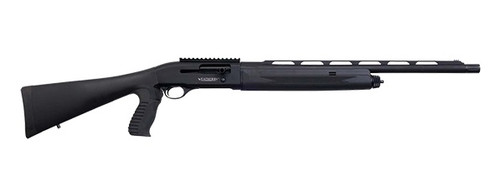 "Weatherby SA-459 Semi-Auto Shotgun 12GA 3"", 6-Shot, 22"" Barrel, Black Synthetic Pistol Grip SA459SY1222PGM"