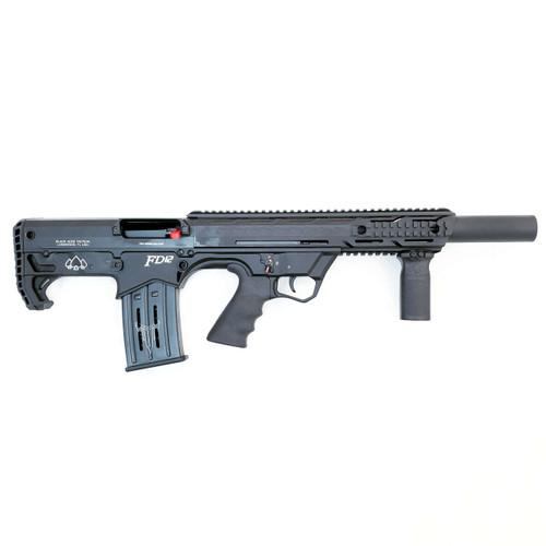 """Black Aces Tactical Bullpup BATBPB Semi-Auto Shotgun 12GA, 5-Shot, 18.5"""" Barrel, Black Synthetic Pistol Grip"""