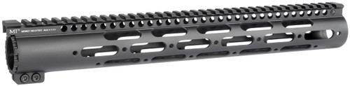 Midwest Industries D.P.M.S. .308 GII Rifle SS-Series One Piece Free Float Handguard 15-inch Rifle Length MI-308G2SS15