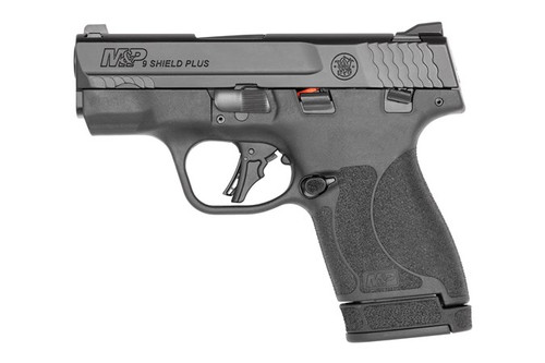 S&W 13246 M&P9 Shield Plus 9MM 13RD Thumb Safety