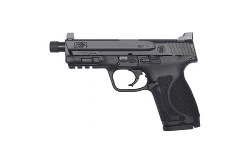 Smith & Wesson M&P9 M2.0 Compact 9MM 10RD Black Threaded Barrel 13112