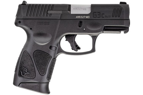 Taurus G3C 9MM 12RD  Black 1-G3C931
