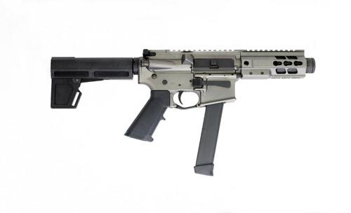 Brigade BM-9 9MM Pistol 5.5B 33RD Tungsten Grey A0915531