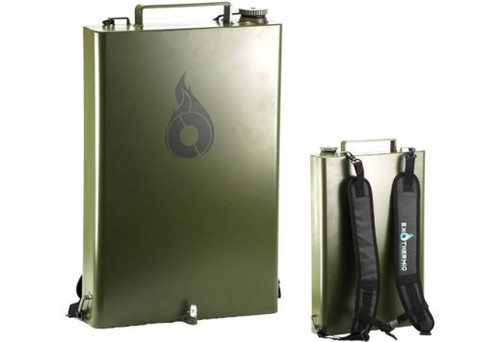 Exothermic Technologies Pulsefire Backpack Kit PF-BACKPACK