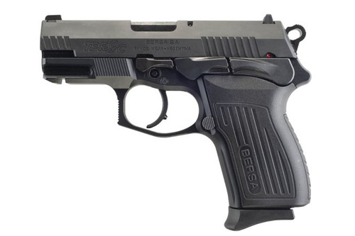 Bersa TPR9 Compact 9mm 13RD, 3.5 Barrel, Black Finish TPR9CM