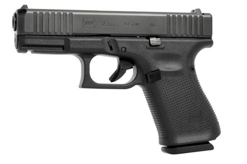 """GLOCK G23 G5 40S&W 10+1, 4.02"""" Barrel, Fixed Sights, Black, with 3-10RD Mags, Accessories & Case PA235S201"""