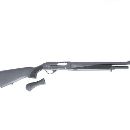 """Black Aces Tactical Pro Series SMAX Semi-Auto Shotgun 12GA, 6-Shot, 18.5"""" Barrel"""
