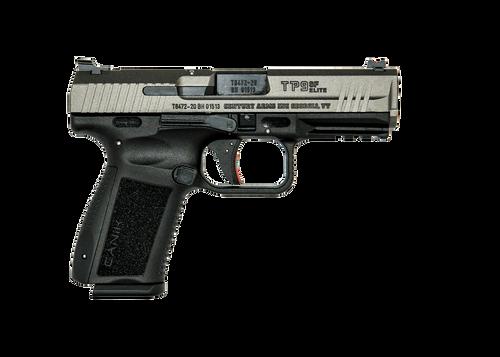 CANiK TP9SF Elite  9MM 15RD Tungsten HG4869T-N