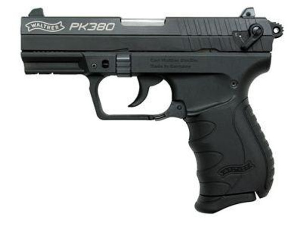 Walther PK380 380ACP 8RD 3.6 Black 5050308