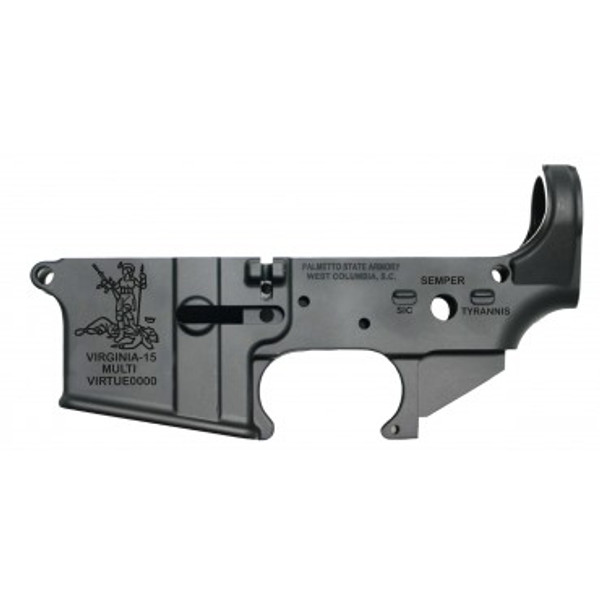 PSA Virginia-15 AR-15 Complete Lower Receiver 18112019