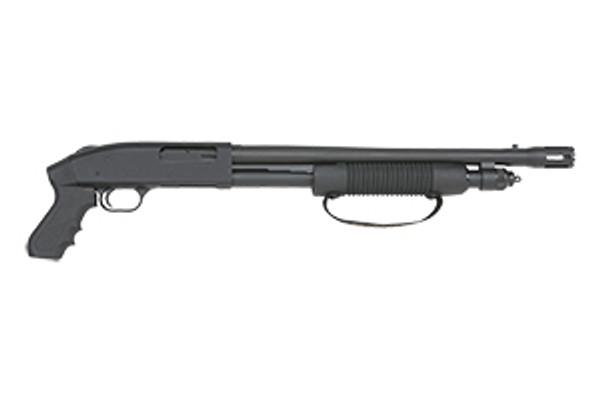 "Mossberg 590 Cruiser 50697 Shotgun 12GA. 3"", 7-Shot, 18.5"" Barrel, Pistol Grip"