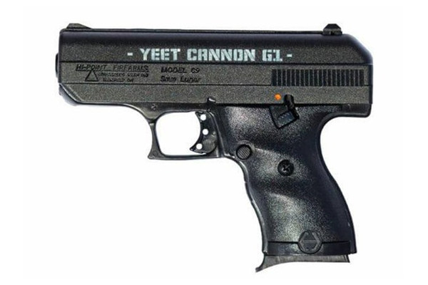Hi-Point C-9 Yeet Cannon G1 916G1YC 9MM 8RD Black