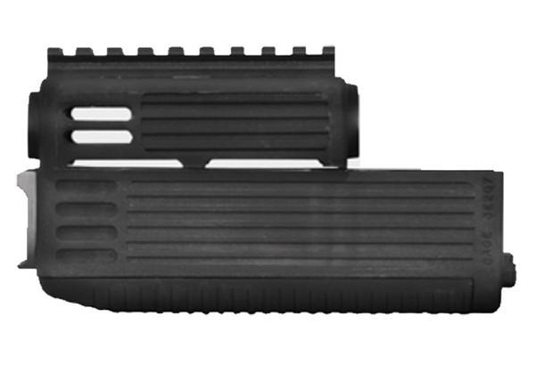 TAPCO INTRAFUSE AK Handguard Standard STK06311 Black