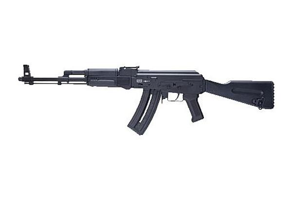 "Blue Line Mauser AK47 Rifle 22LR 4070024 17.72"" Barrel, 24+1, Synthetic Stock, Black"