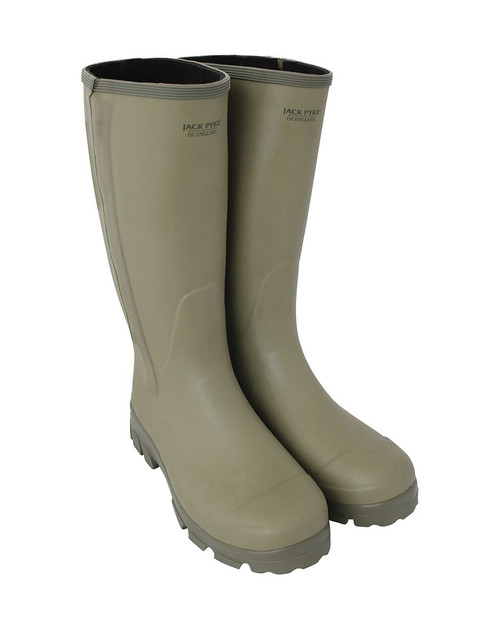 Jack Pyke Ashcombe Zipped Wellie