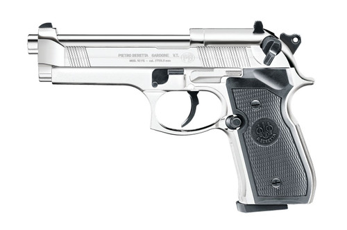 Beretta M92FS Polished Chrome