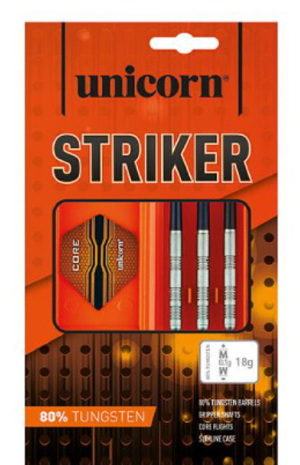 Unicorn Striker 80% Tungsten Darts