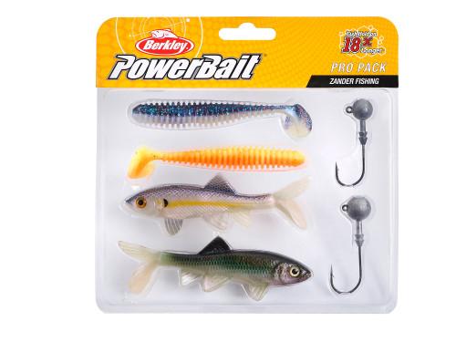 Berkley Pro Pack Zander Fishing