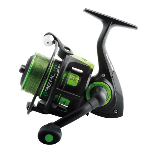 Maver Reality 3000 FD Reel