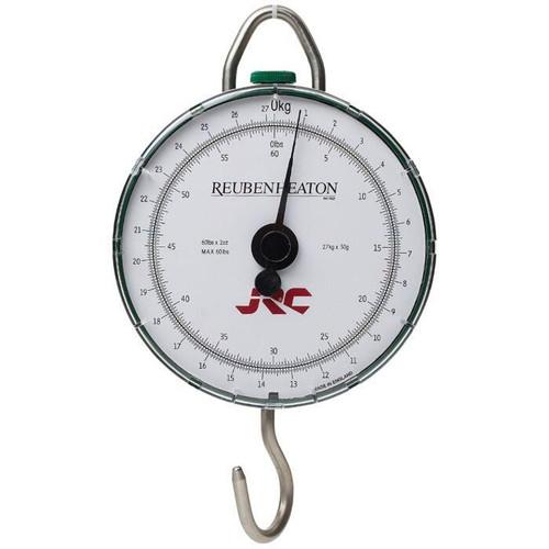 JRC Reuben Heaton Scales 120lbs/54kg
