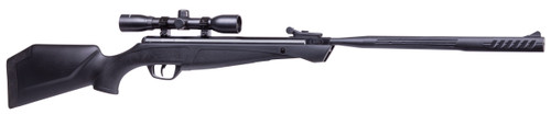 Crosman Shockwave .22 Nitro Piston With Silencer