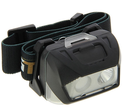 NGT Dynamic Cree Rechargeable Head Lamp