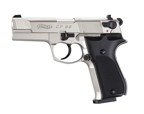 """Walther CP88 3.5"""" Nickel"""
