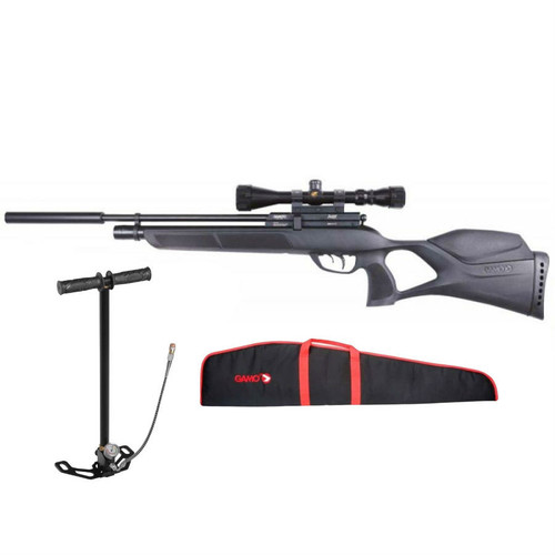 Gamo Phox PCP Rifle Package