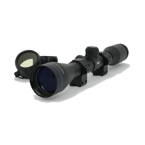 PAO 4x40 Air rifle scope with mounts