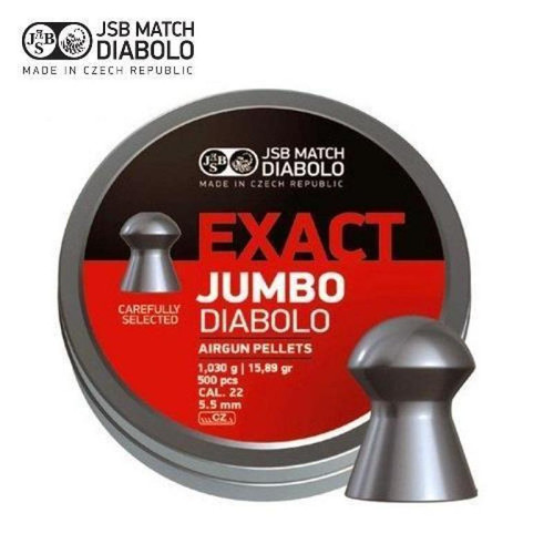 JSB Jumbo Diablo .22