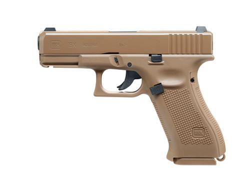 Umarex Glock 19X Coyote Pistol