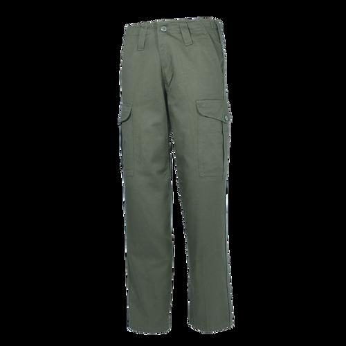 Heavyweight Combat Trousers Green