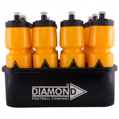 Diamond 10 Water bottle set & Carrier