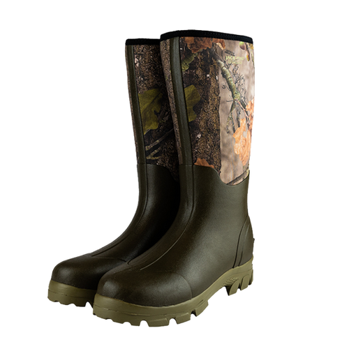 Jack Pyke Neoprene Wellington Boot Evo Camo