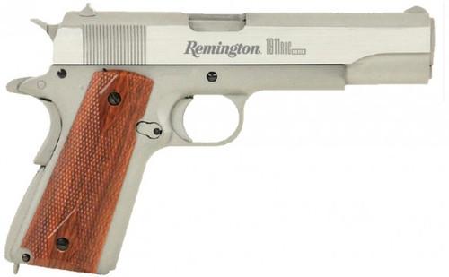 Remington 1911 RAC Silver