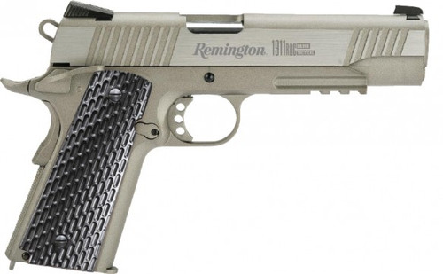 Remington 1911 RAC Silver Tactical