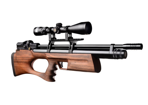 Kral Breaker Walnut Multi Shot PCP