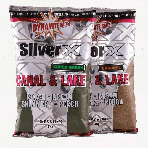Dynamite Baits Silver X Canal & Lake Original