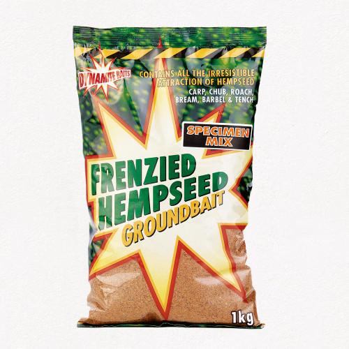 Dynamite Baits Frenzied Hempseed Specimen Mix