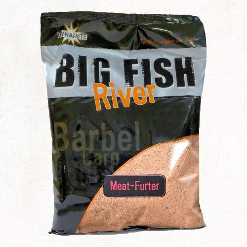 Dynamite Baits Big Fish River Meat-furter Groundbait