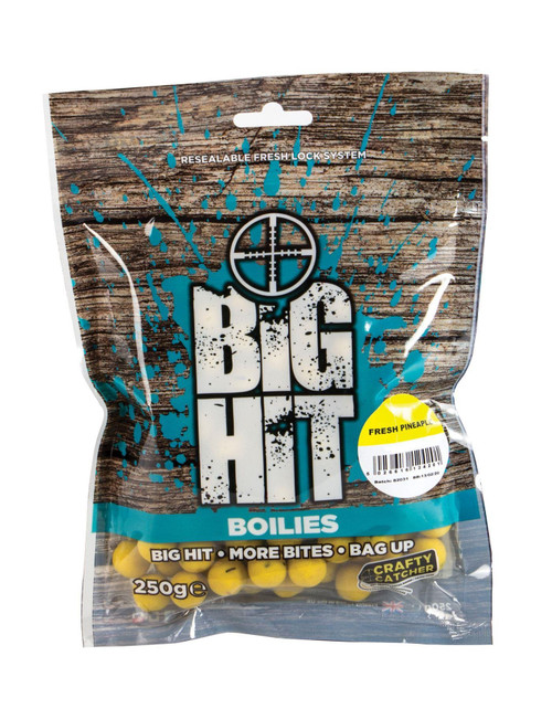 Big Hit Boilies 250g Bag