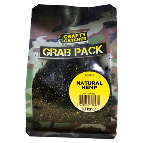 Crafty Catcher Natural Hemp 1.1ltr Bag