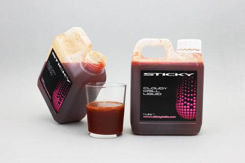 Sticky Baits Cloudy Krill Liquid