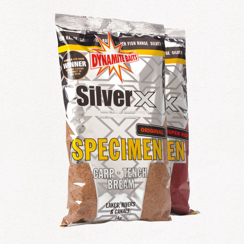 Dynamite Baits Silver X Specimen Original groundbait
