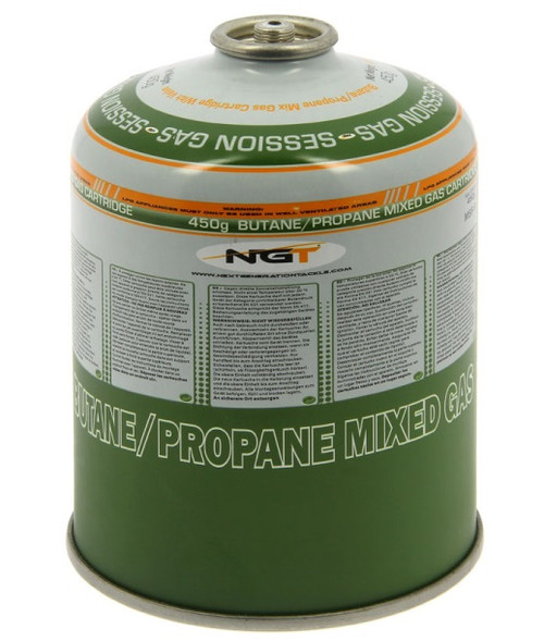 NGT 450g Butane / Propane Gas Canister