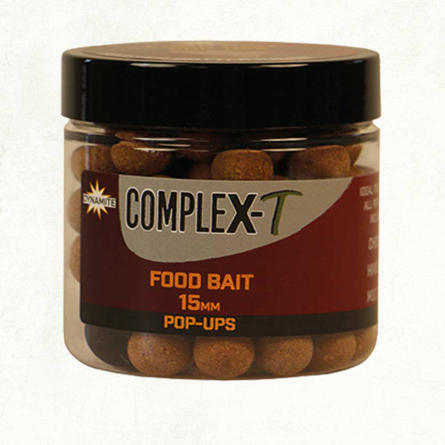 Dynamite Baits Complex-T Food Bait Pop Ups 15mm