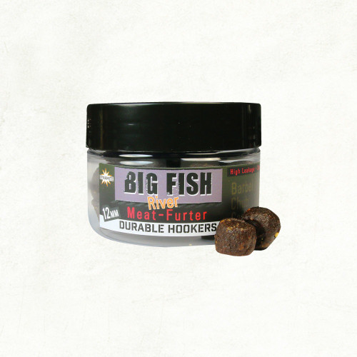 Dynamite Baits Big Fish River Durable Hookers Meat-Furter