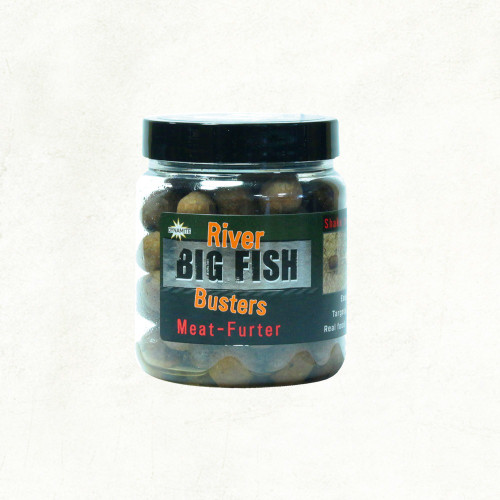 Dynamite Baits Big Fish River Busters Hookbaits Meatfurter