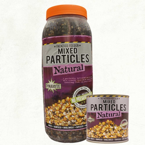 Dynamite Baits Frenzied Mixed Particles Jar