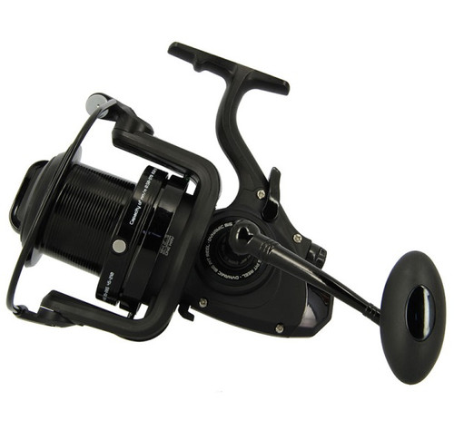 NGT Dynamic BigPit 10BB Carp Runner Reel with Spare Spool